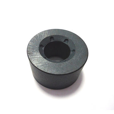 Anisotropic ferrite multipole ring magnet permanent magnetic