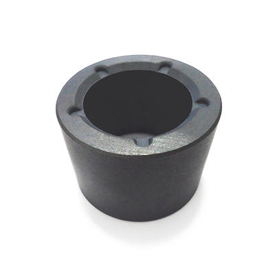 Anisotropic ferrite multipole ring hard magnet
